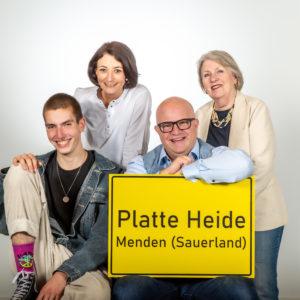 Foto vom Team Platte Heide