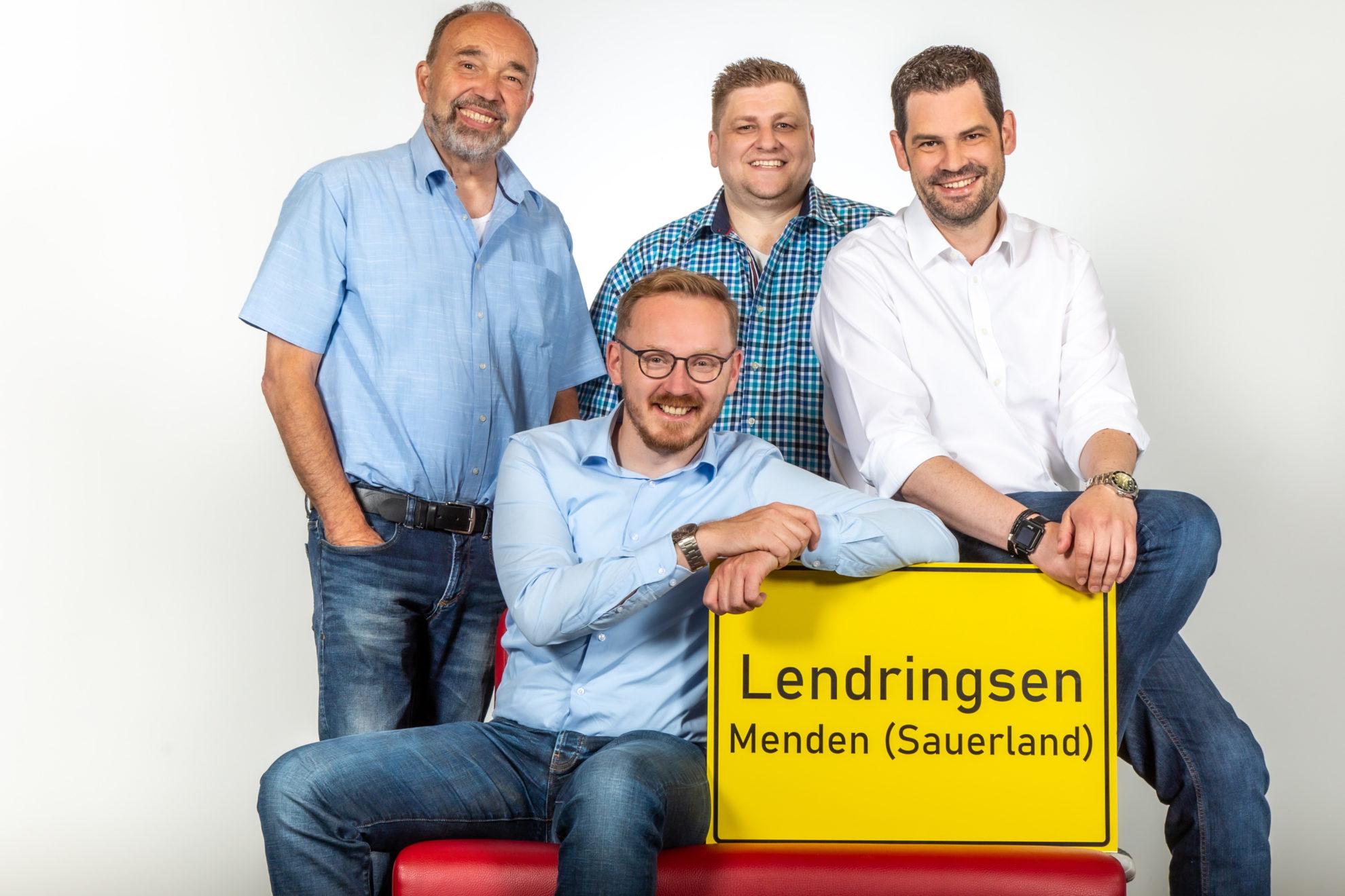 Foto vom Team Lendringsen