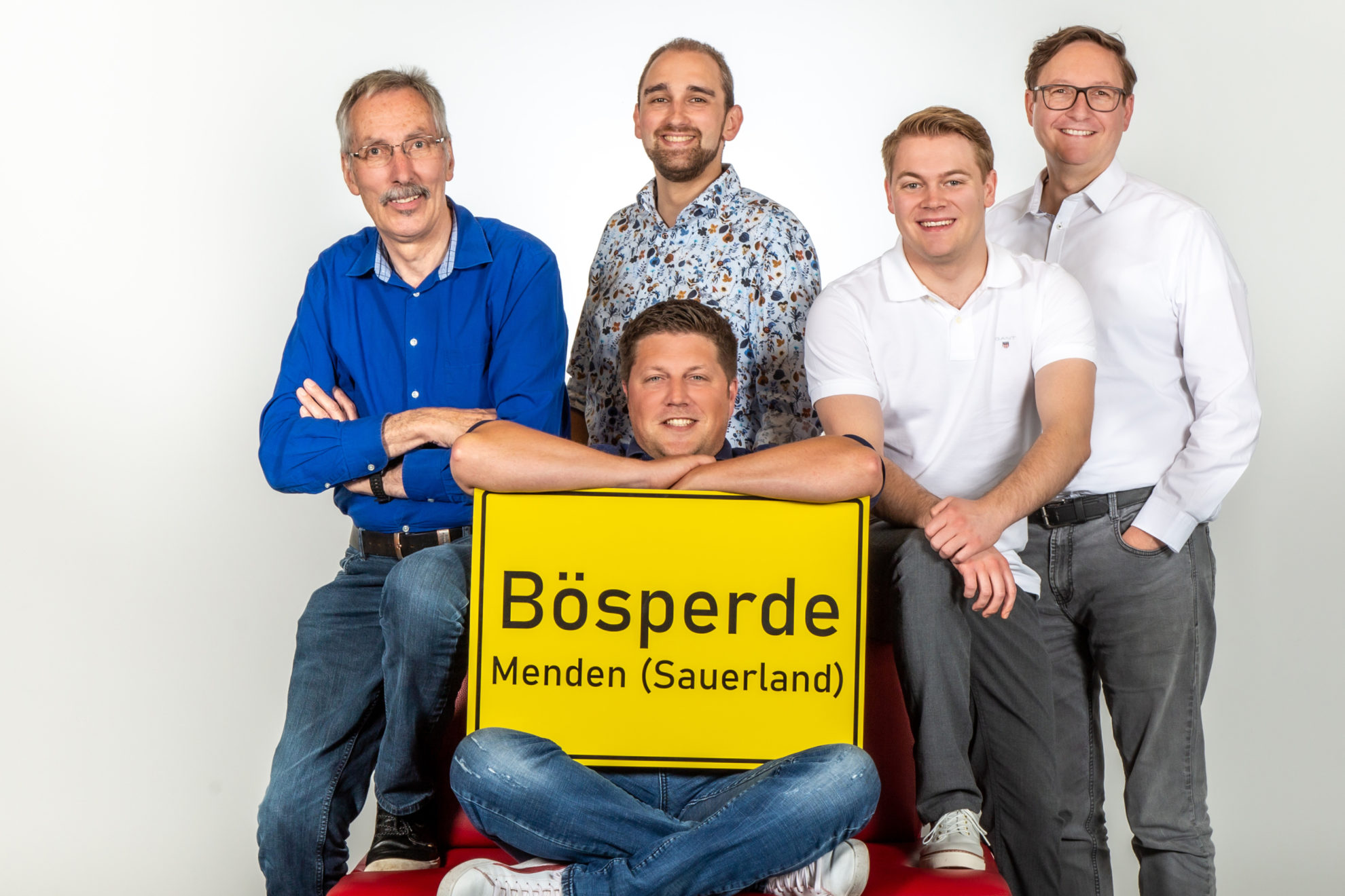 Foto von Team Bösperde